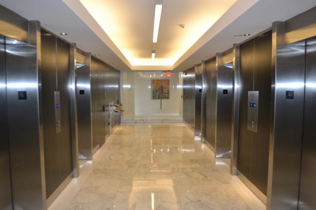 2600 Douglas Elevator Landings